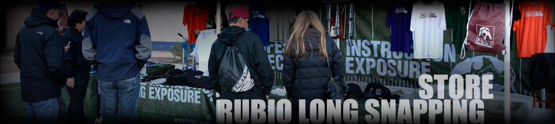 Rubio Long Snapping. Relationships with every D1 college in the nation.