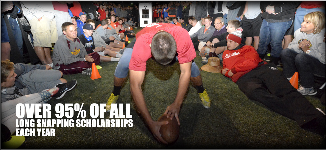Chris Sailer Kicking and Rubio Long Snapping