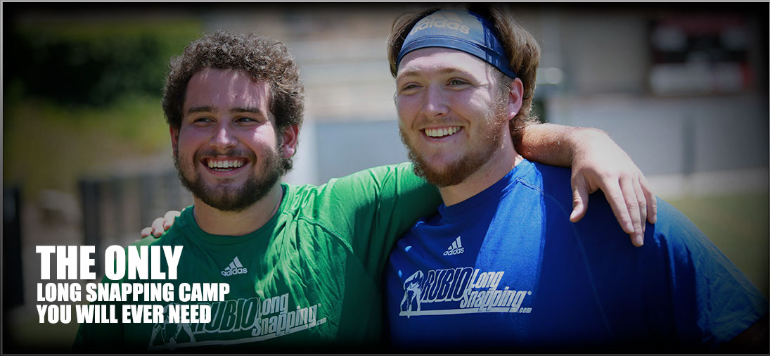 Only long snapping camp you need